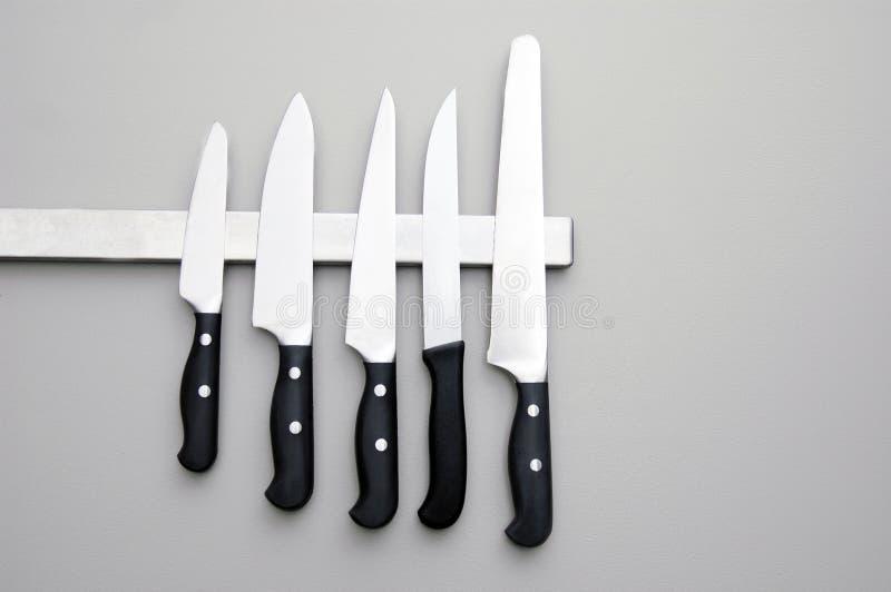 knifes 库存照片