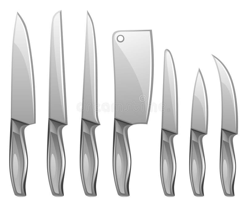 Knifes vektor abbildung