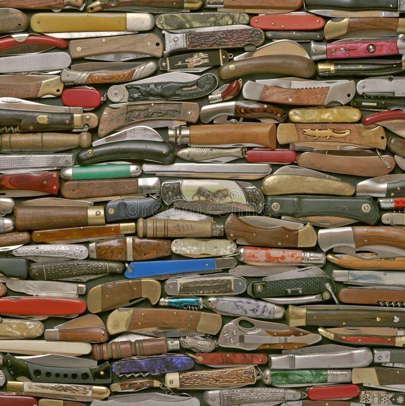 Knifes fotografia de stock