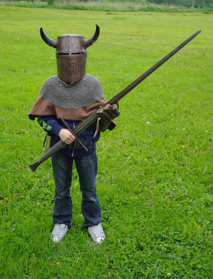 Download Knight stock photo. Image of stand, tournament, young - 14677376