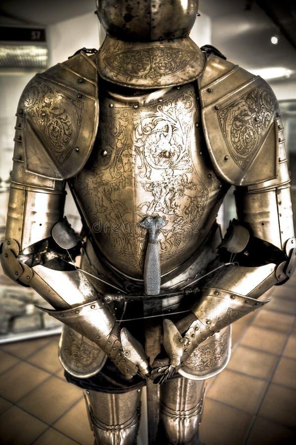 Download Knight armor stock photo. Image of metallic, decoration - 15473014