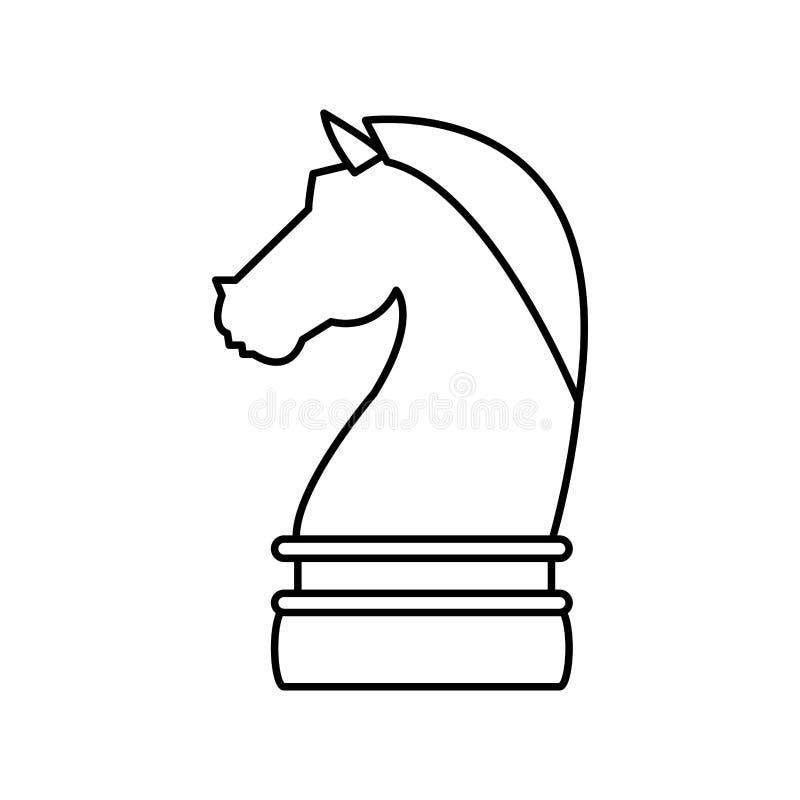 Free Knight Chess Piece Stock Photos - 88155063