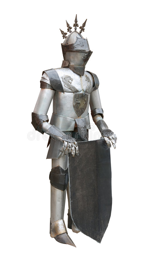 Download Knight cutout stock photo. Image of medieval, protector - 5557872