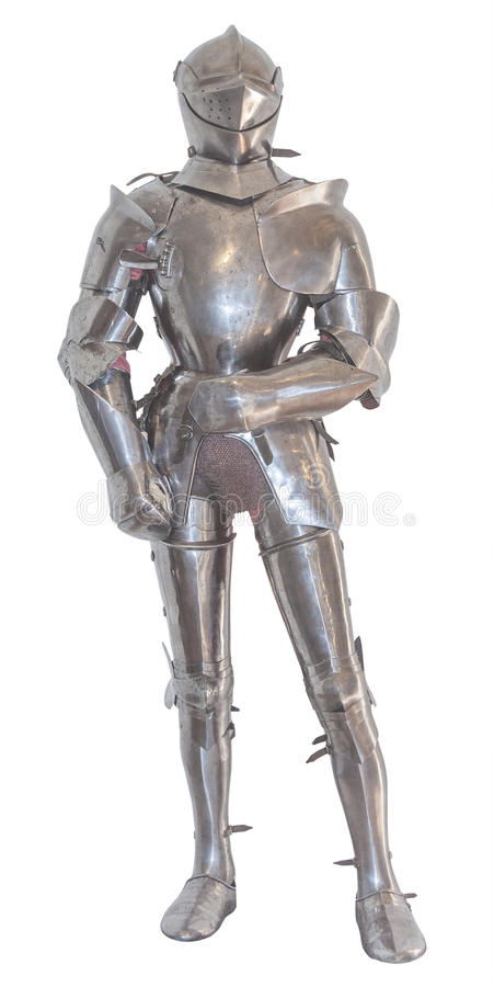 Download Knight's armor stock photo. Image of body, battle, historical - 27286860