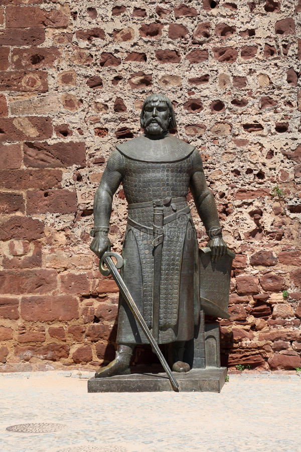 Download Knight statue stock image. Image of knight, monument - 15116807