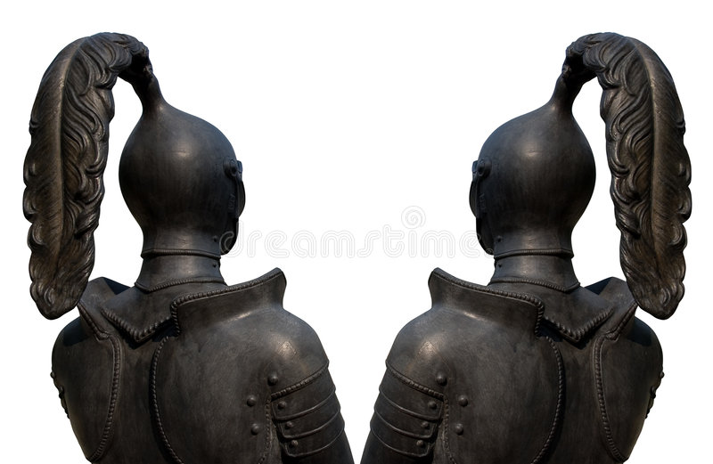 Download Knights stock image. Image of isolated, renaissance, medieval - 746529