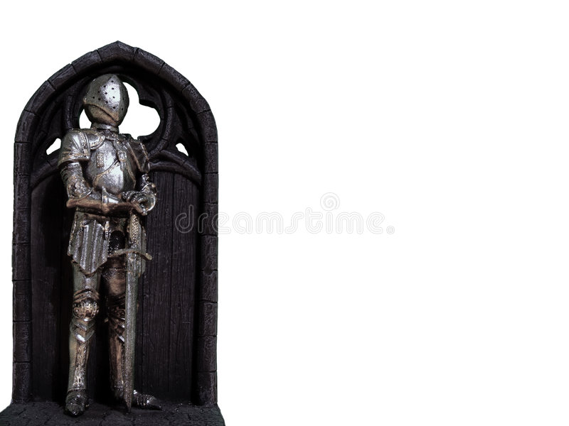 Knights & Armour stock images