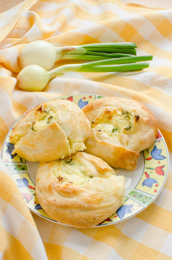 Knishes immagini stock