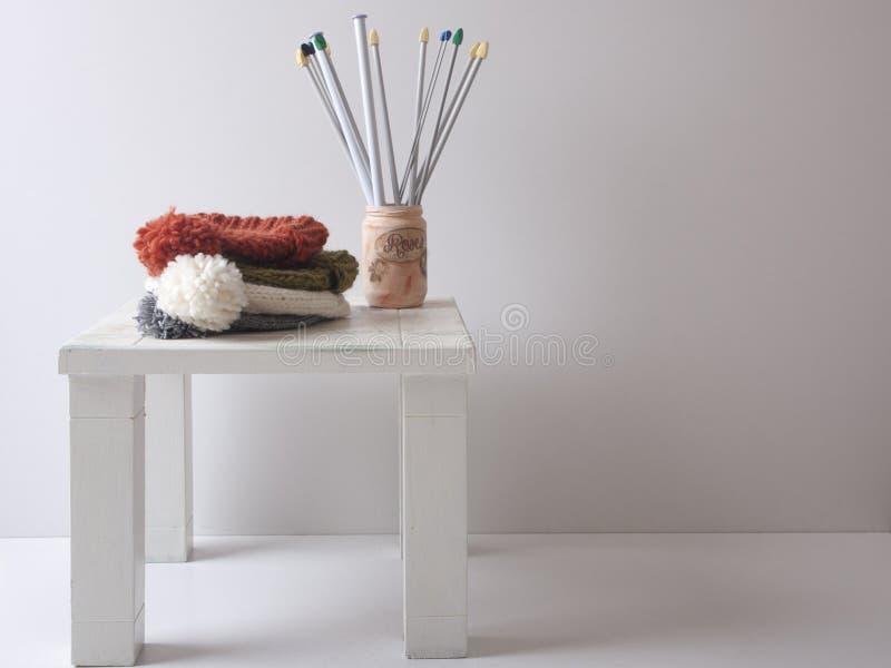 knit шлемов стоковое изображение