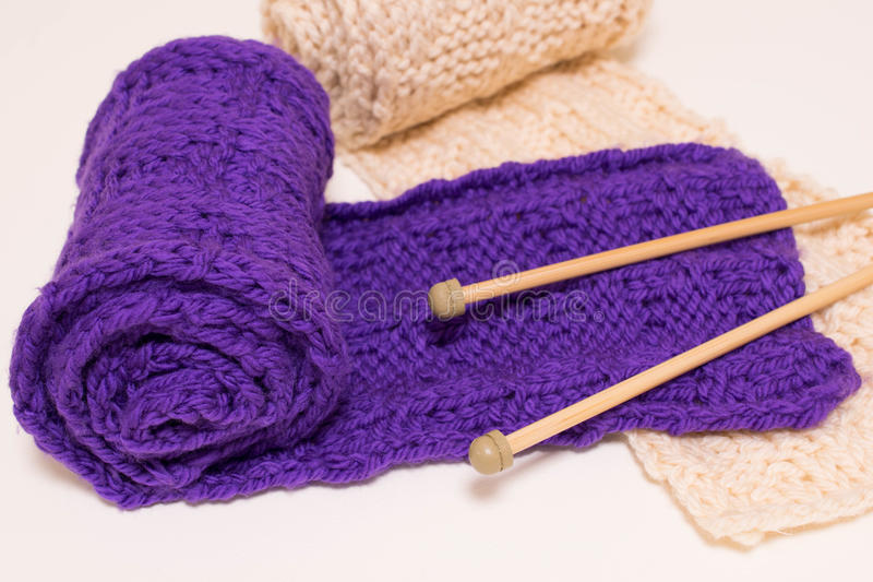 knit lizenzfreie stockbilder