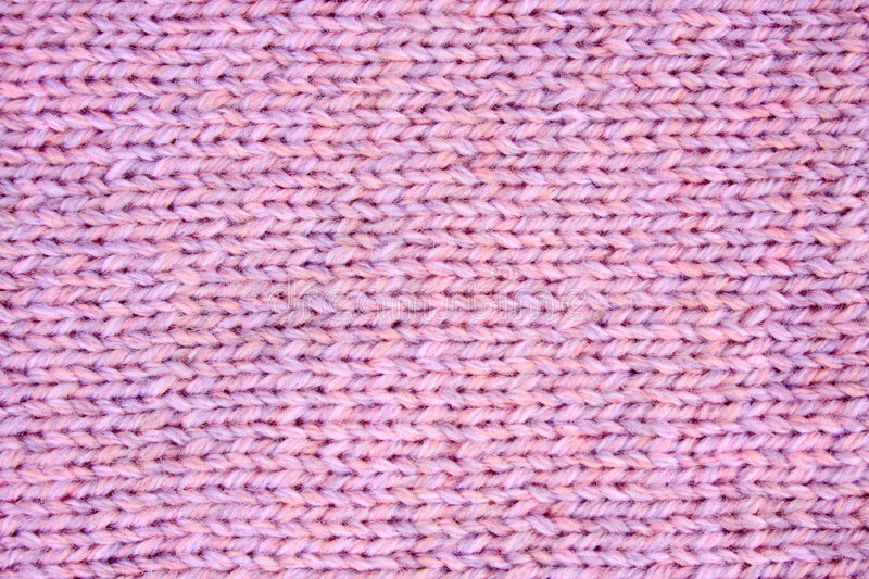 Knit texture stock image