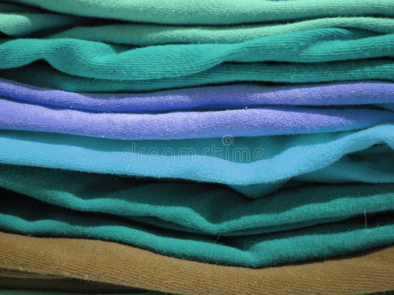 Knits coloridos foto de stock