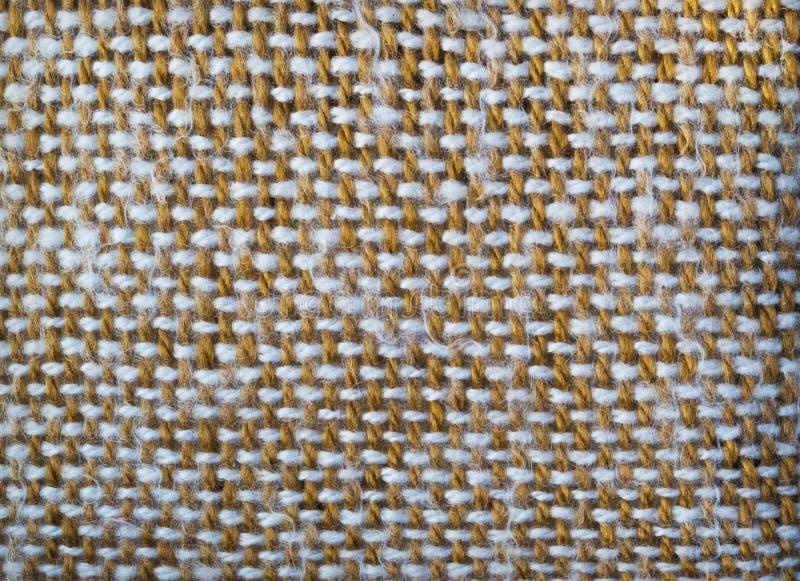 Knitted detalhou o fundo imagens de stock