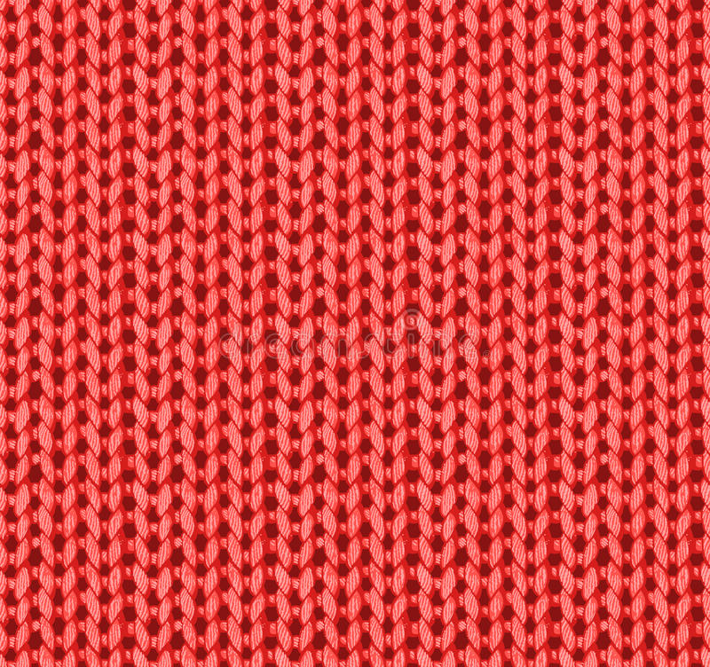 Download Knitted Fabric background stock vector. Image of textile - 23281689