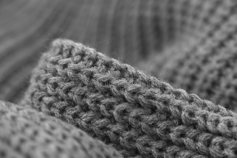 Knitted fabric royalty free stock photos