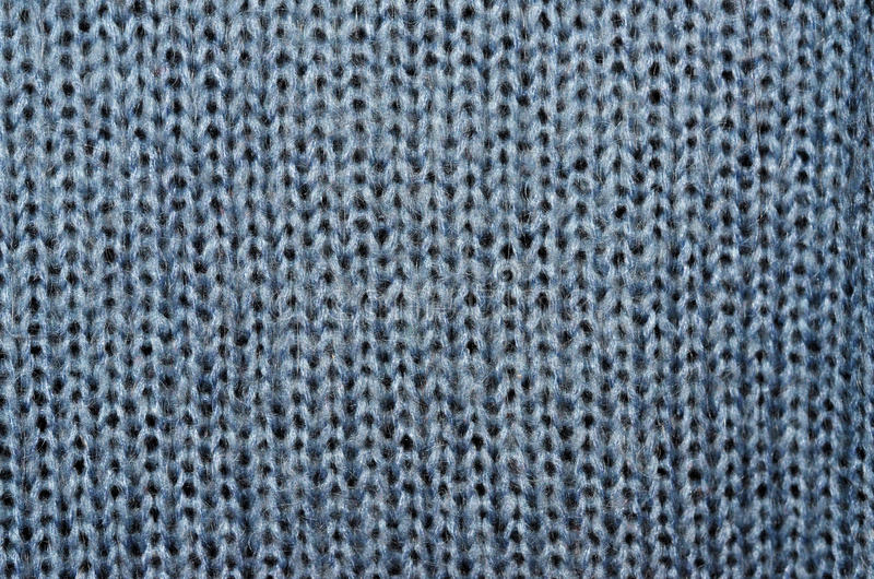 Knitted structure royalty free stock photography