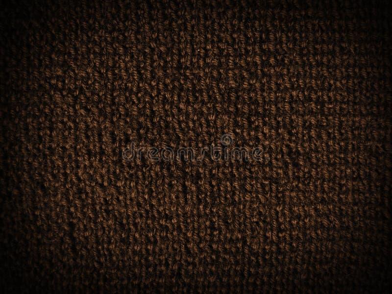 Knitted texture stock illustration