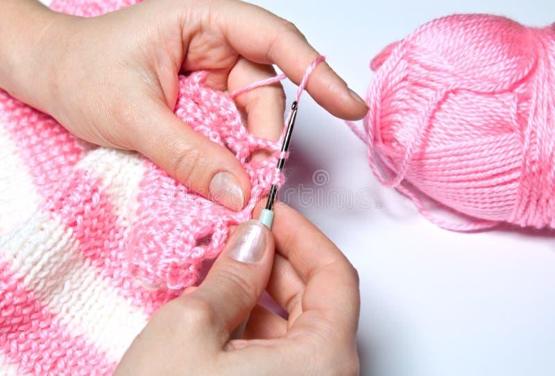Download Knitting stock image. Image of crochet, arts, arthritic - 11322937