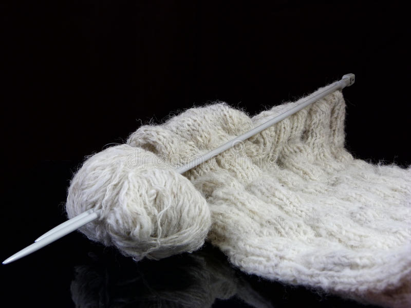 Download Knitting stock image. Image of knit, clothing, hobby - 27578447