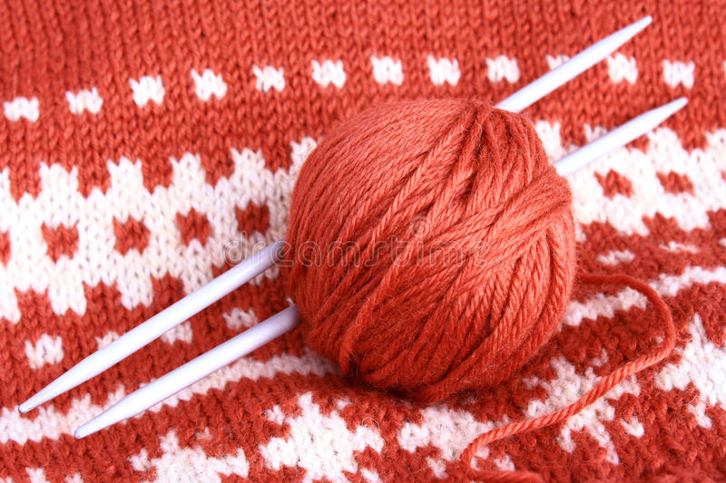 Download Knitting Royalty Free Stock Images - Image: 28920019