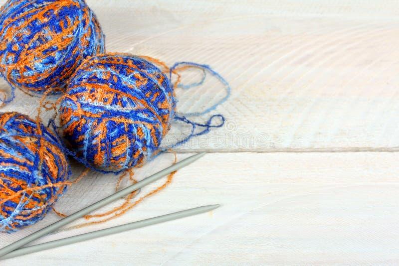 Download Knitting foto de archivo. Imagen de brillante, homemade - 64208386