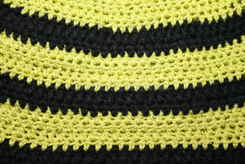 Knitting pattern royalty free stock photos