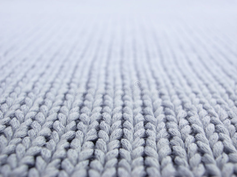 Knitwear close-up royalty free stock photography