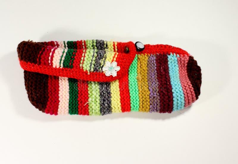 knitwear handmade immagine stock