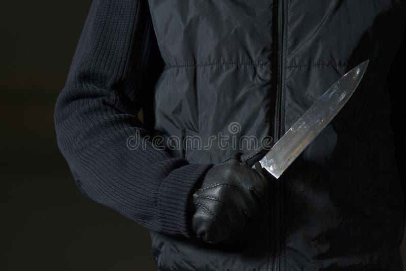 kniv royaltyfri bild