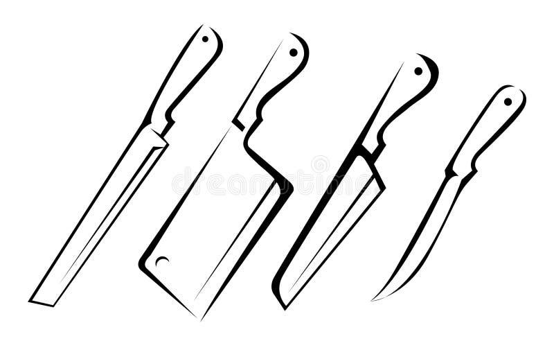 Download Knive Set Royalty Free Stock Photos - Image: 32454638