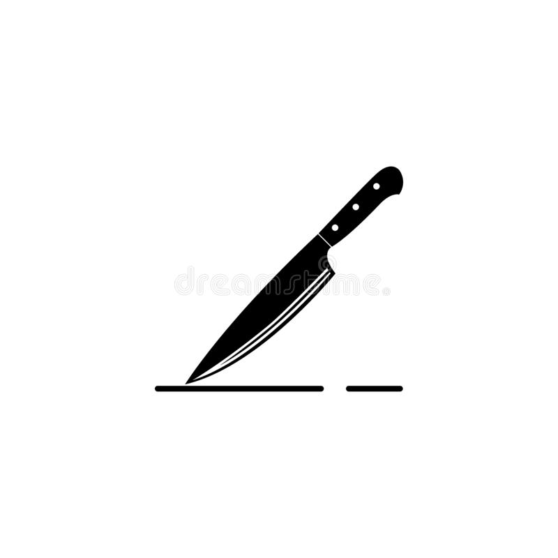 knivikon royaltyfria bilder
