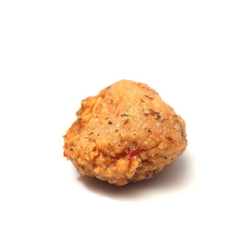 Knochenlose Hühnerflügel lizenzfreies stockfoto