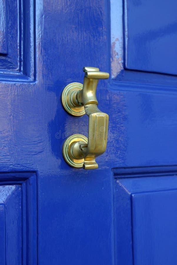 knocker двери georgian стоковое изображение