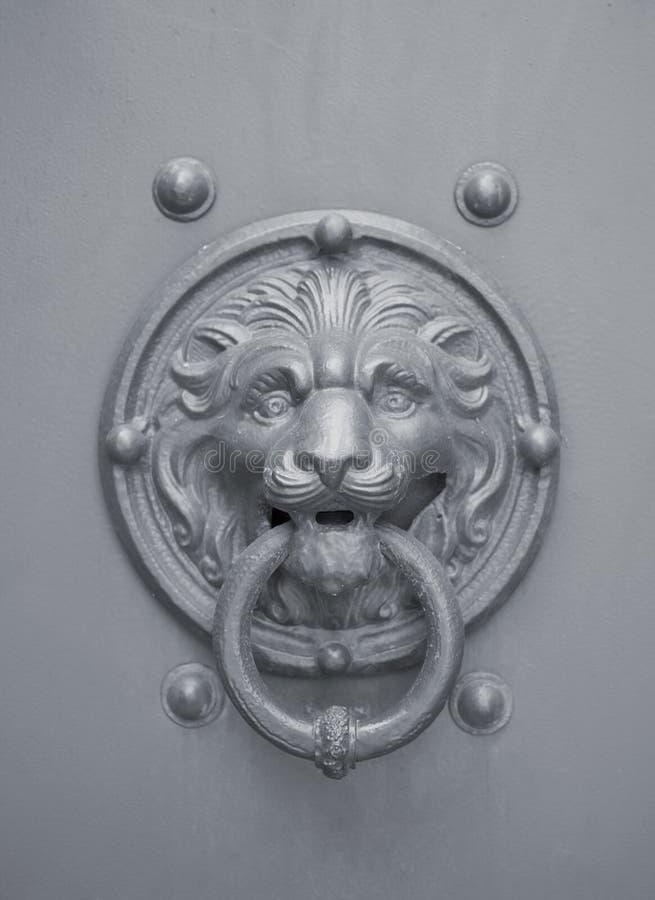knocker obrazy royalty free