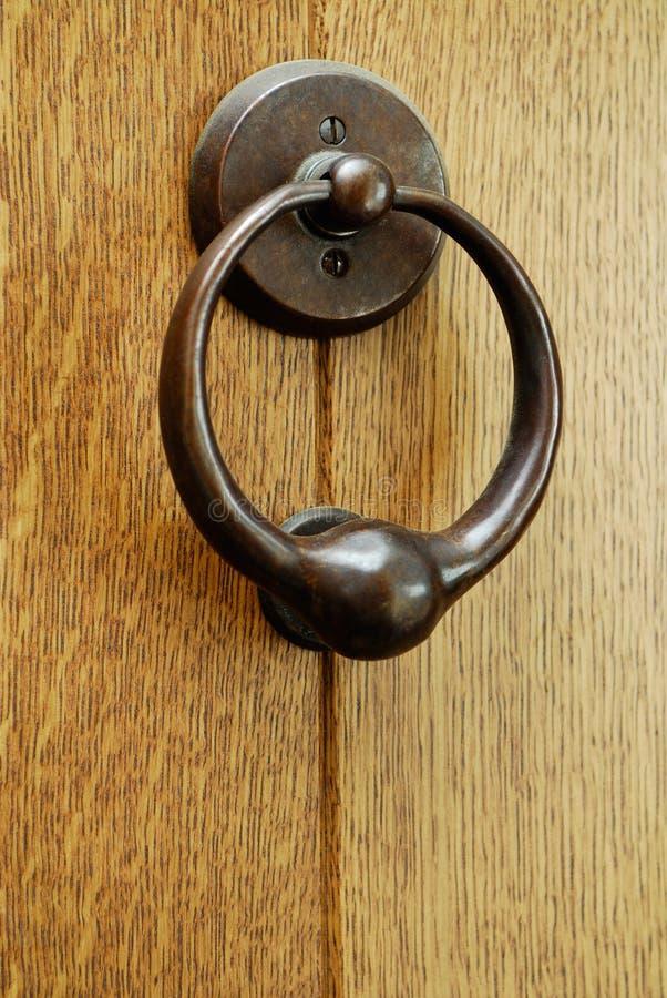 knocker стоковое изображение rf
