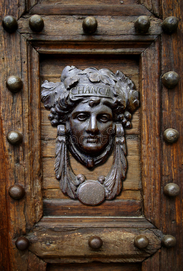 Download Knocker chance D stock image. Image of knocker, italy - 3501657