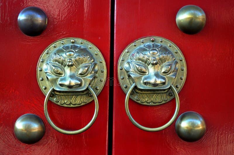 knocker retro zdjęcie royalty free