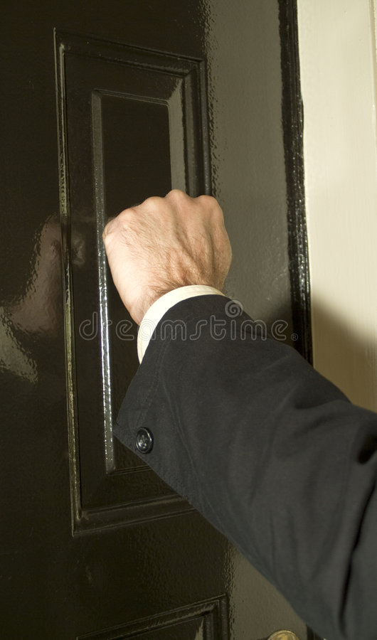Download Knocking on the Door stock image. Image of passage announce - 4856077 & Knocking on the Door stock image. Image of passage announce - 4856077