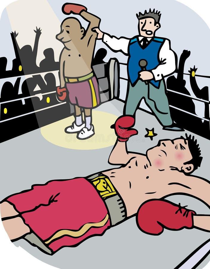 knockout vektor abbildung