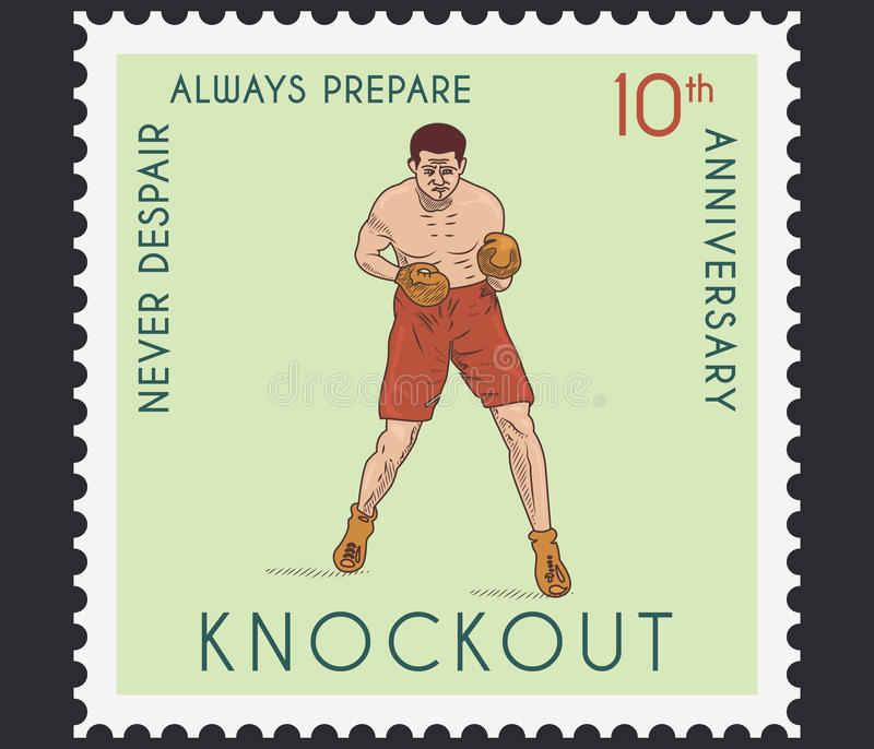 knockout vektor illustrationer