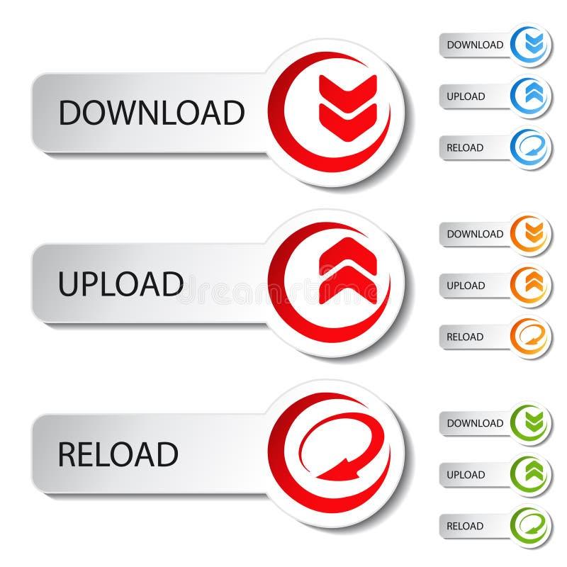 Knoop - de download, herladen, uploadt royalty-vrije illustratie