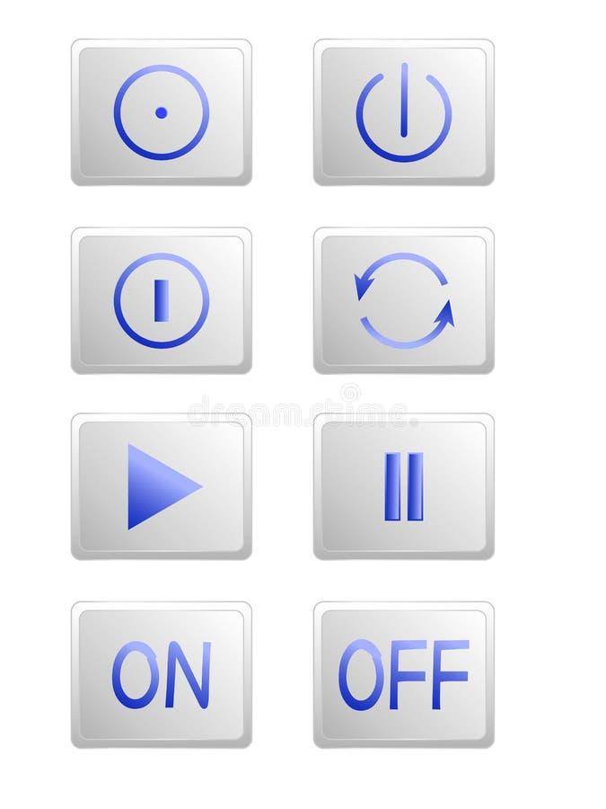 knoop pictogram stock afbeeldingen