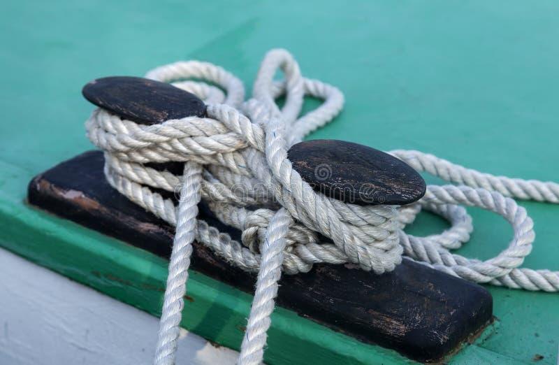 Knopen en Kabels stock fotografie