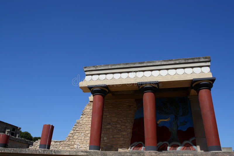 Download Knossos Palace Stock Photography - Image: 10937072