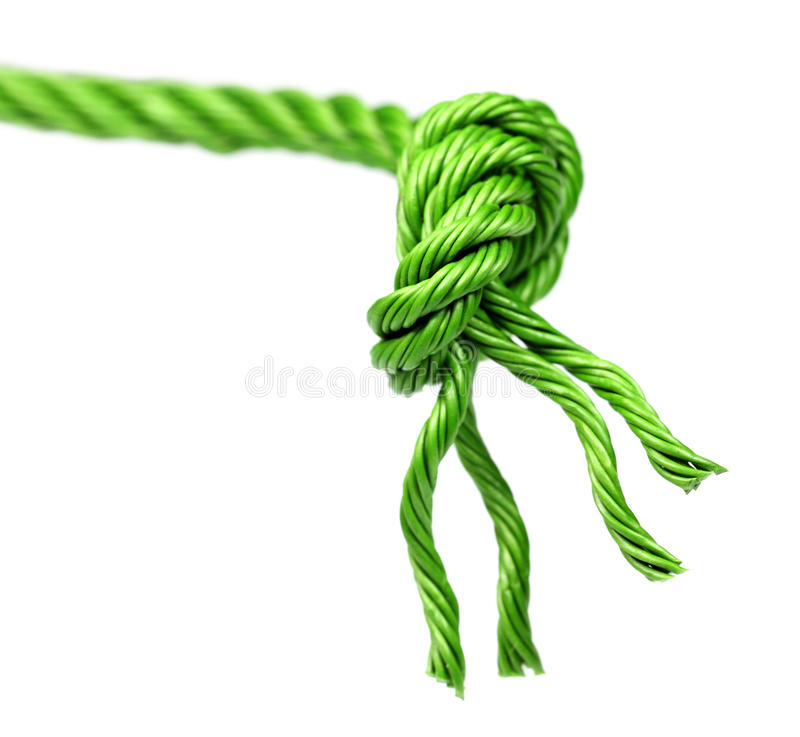 Download Knot stock image. Image of firm, cable, fasten, gibbet - 21958299