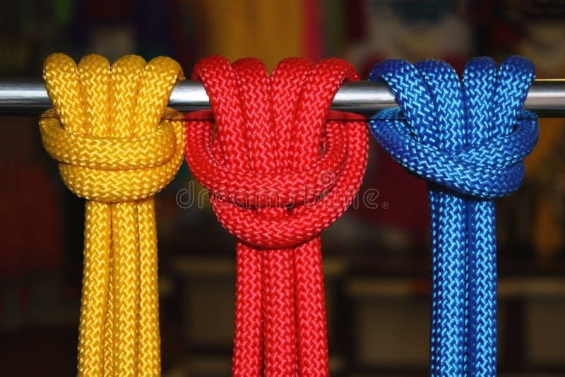 Knots royalty free stock image