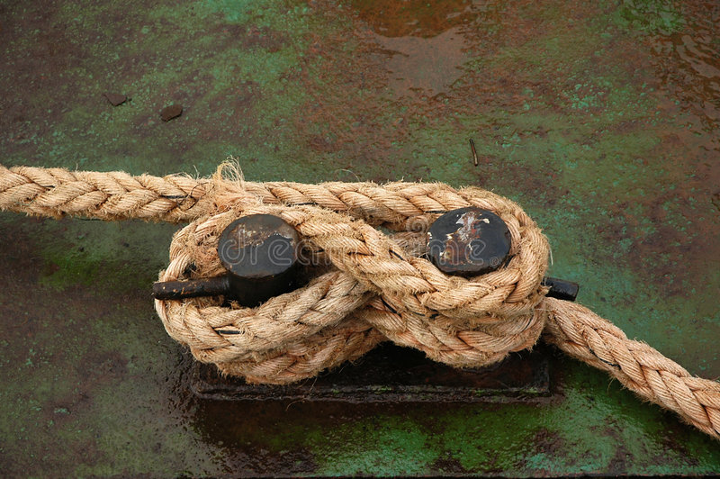 Download Knots stock image. Image of cable, ocean, lanyard, mooring - 37251