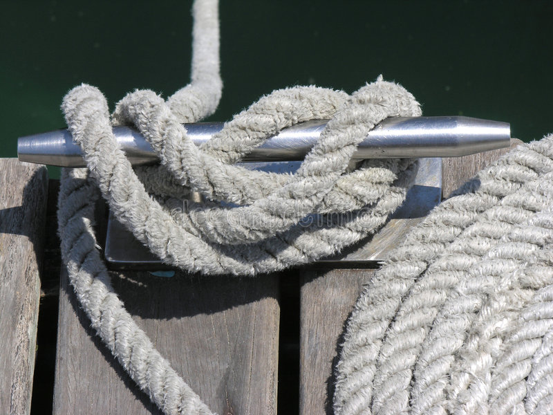 Knots, cleats and ropes
