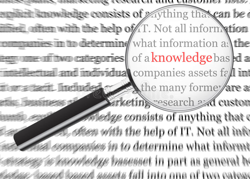 Download Knowledge stock illustration. Image of written, field - 11743251