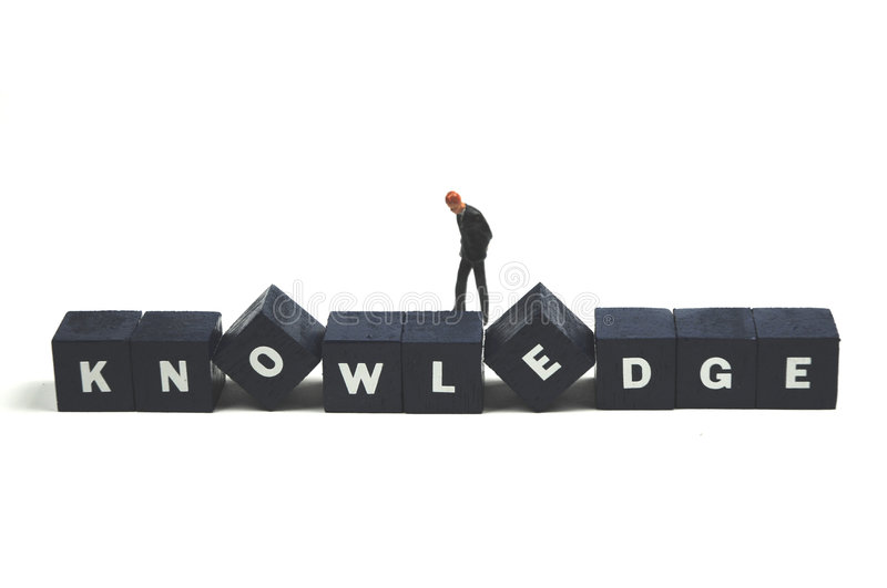 Download Knowledge stock photo. Image of figurine, word, vision - 9013470